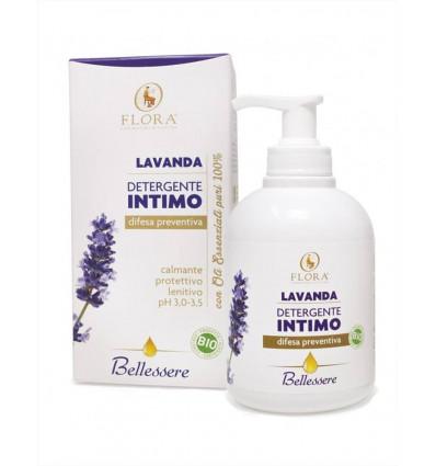 Detergente Intimo Lavanda - difesa preventiva - 250ml – Flora