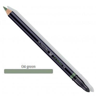 Matita Occhi - Eye Definer 04 Green - 1.05gr - Dr. Hauschka