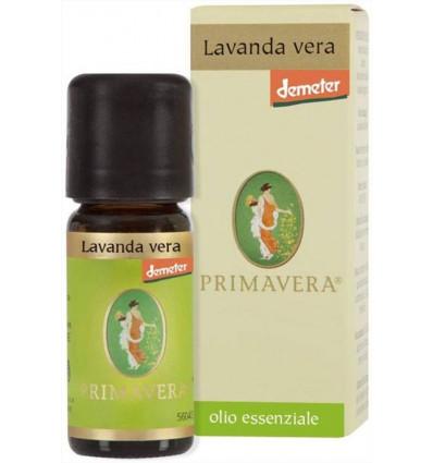 Olio Essenziale Lavanda Vera (Lavandula Officinalis) - Demeter - 10ml - Flora Pisa